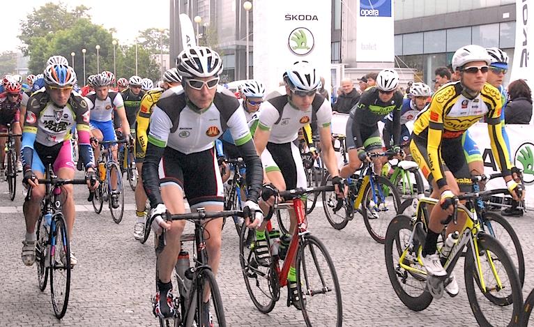 Visegrad 4 Bicycles Race - GP Slovakia 2016