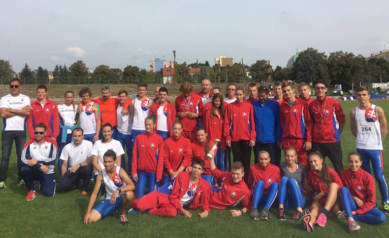 Murcko vylepšil slovenský rekord na 300 m