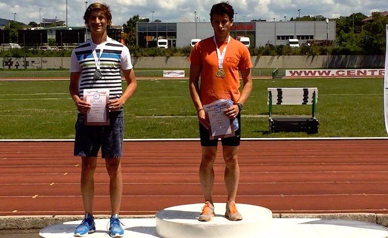 Majstrovstvá Slovenska juniorov