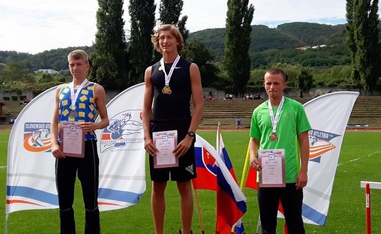 Oliver Murcko vybojoval  pre Inter 3 zlaté medaily