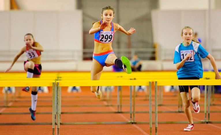 Halové majstrovstvá Slovenska mladšieho žiactva