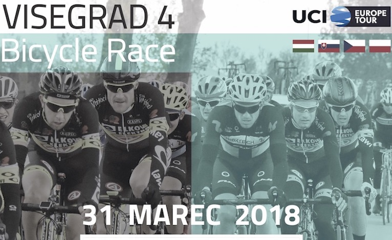 Visegrad 4 Bicycle Race 2018
