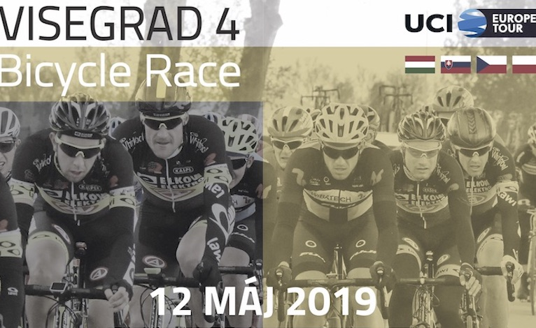 Visegrad 4 Bicycle Race 2019
