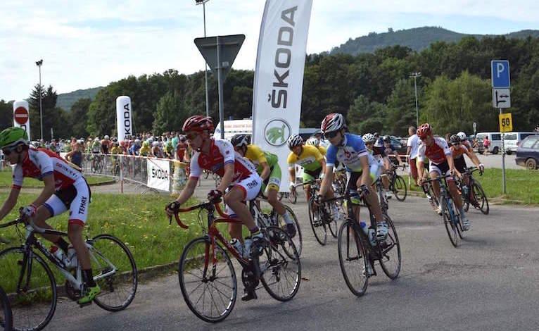 Preteky s dominantou Cyklistickej Akadémie Petra Sagana