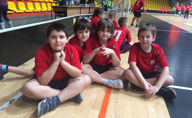 Malí Interisti sa umiestnili v mladšej kategórií na prvom mieste