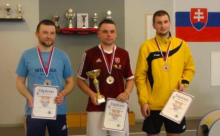 Majstrovstvá Slovenska mužov