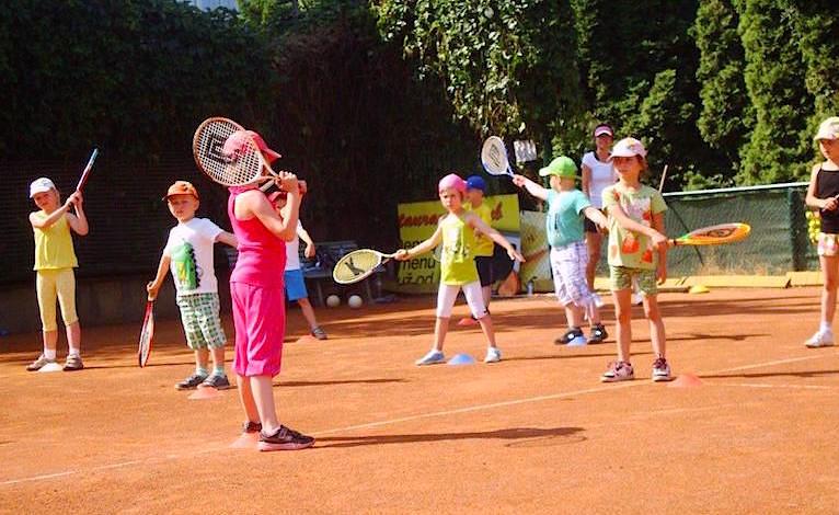 Letné tenisové tábory 2017