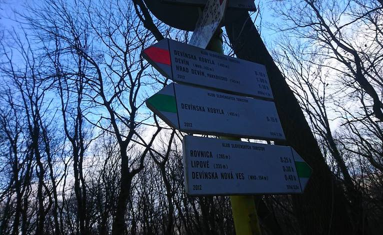 Silvestrovský výstup na Devísnku Kobylu 2019