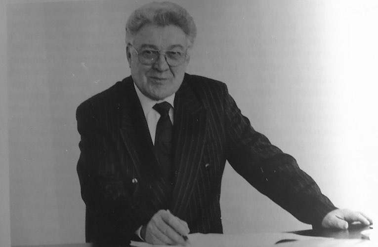 Zomrel Jozef Potisk
